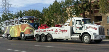 Heavy Duty Towing in Phoenix